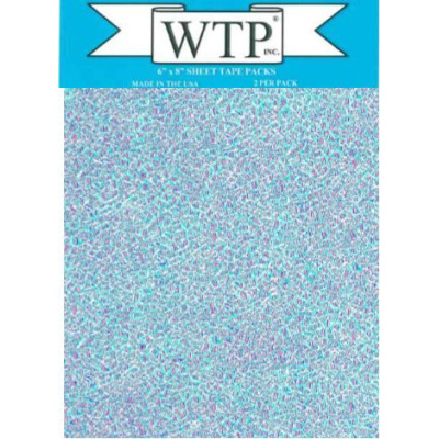 "WTP 6"" X 8""  DECORATOR TAPE (1 SHEET PER PACK)"
