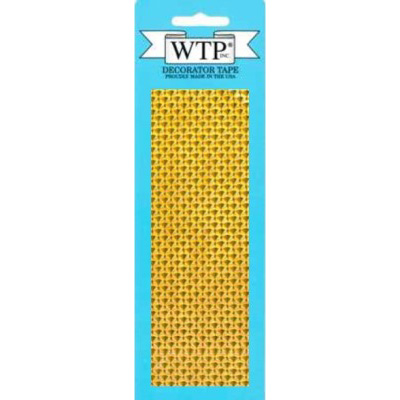 "WTP 2"" X 6""  DECORATOR TAPE (3 SHEETS PER PACK)"